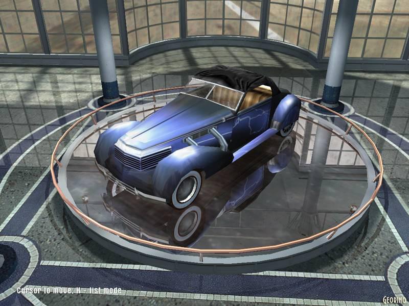 Thor 810 Cabriolet