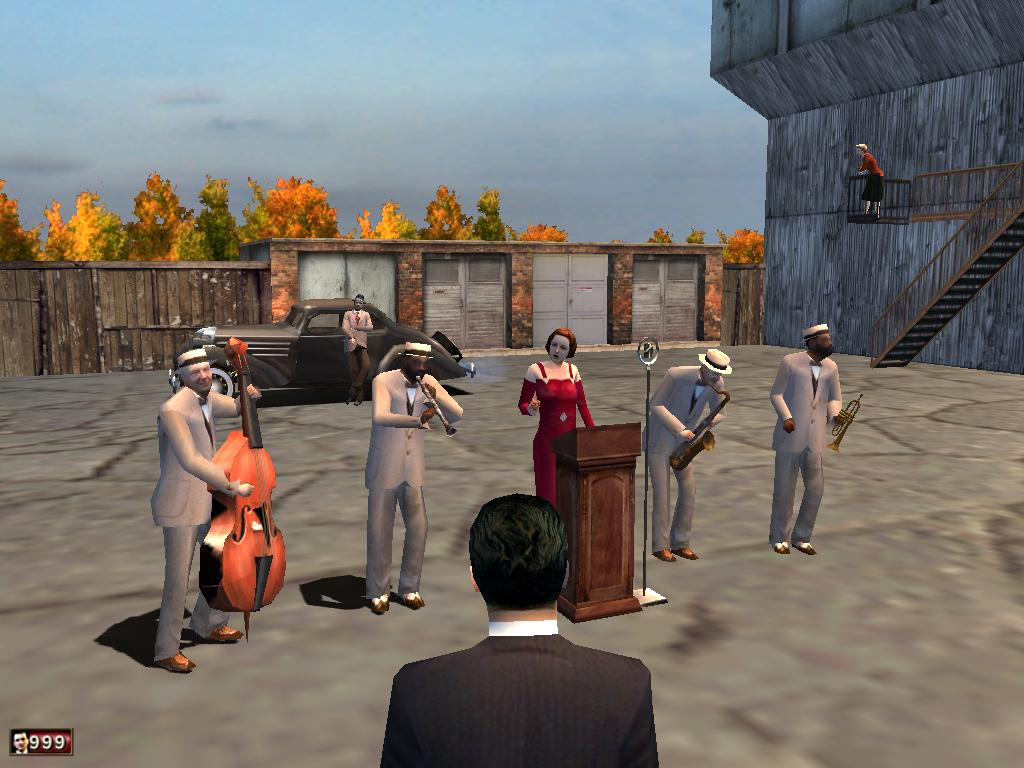 Mafia Party Mod